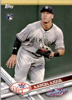 2017 Topps Opening Day #147A Aaron Judge RC - NM