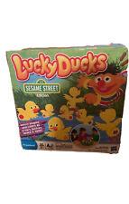 Lucky ducks sesame street edition ernie