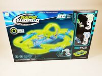 Wireless Radio Control RC Slot Car Racing Drift Track HOT Wheel scalextric UK