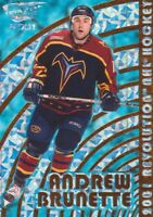 2000-01 Revolution Hockey Cards Pick From List