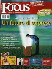 *FOCUS : rivista N°177/LUG/2007 * La ns.vita fra 10 anni : Un futuro di sorprese