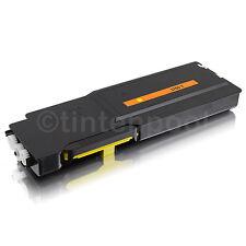 1 Rebuilt Toner C3760 yellow, kompatibel für Dell C3700 Series
