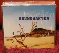 SOUNDGARDEN - BURDEN IN MY HAND - 4 TRCKS - SIGILLATO 1996