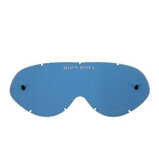 Rip N Roll MX Enduro Goggle Lens - Blue - Fox Main/Main Pro