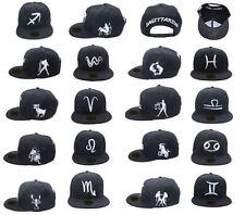 Gorra de hombre en color principal negro 100% algodón