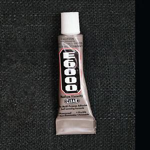 E 6000 Schmuck Kleber Bastel Kleber Universalkleber  5 ml