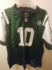 NFL New York Jets Santonio Holmes #10 Jersey Size X-Large 18/20