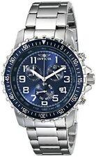 Relojes de pulsera de acero inoxidable de acero inoxidable de día y fecha