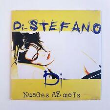 DI-STEFANO : NUAGES DE MOTS (Orlando prod. (frère DALIDA)) ♦ Neuf - CD Single ♦