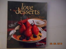 SLIMMING WORLD LOVE DESSERTS - 50 + RED GREEN & EXTRA EASY RECIPES EX CONDITION