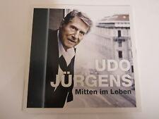 CD /   Udo Jürgens – Mitten Im Leben  / AUSTRIA / RAR /