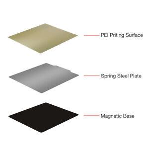 BIGTREETECH PEI Sheet 3D Printer Flexible Build Bed For Ender3 120/220/235/310mm
