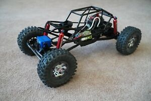Axial SCX10 Tube Frame Rolling Chasis