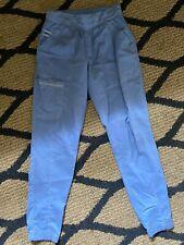Xs Ceil Blue/Light Blue Jogger Scrub Pants