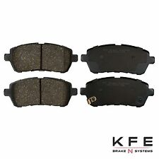 FRONT Premium Ceramic Disc Brake Pad Plus Shims New Fits Ford Mazda KFE1454