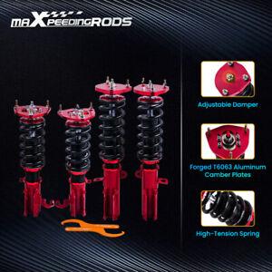 4PCS Amortisseur Coilover reglable damper for Toyota Corolla E90 E10 E11 Shock