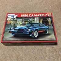 BANDAI 1980 CAMARO Z28 1/28 Model Kit Vintage #11282