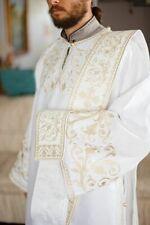 Orthodox deacon vestments set