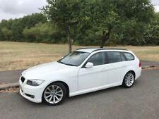 2012 12 BMW 330D SE TOURING AUTO WHITE 3.0 DIESEL ESTATE 1 OWNER FSH EX POLICE
