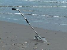 Beach Sand Flea-Shelling-Metal Detector Scoop Alum