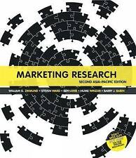 Marketing Research: Second Asia Pacific Edition - Paperback book Textbook