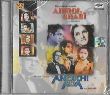 ANMOL GHADI / ANOKHI ADA - NEW BOLLYWOOD 2FILM SONGS IN 1 CD - FREE UK POST