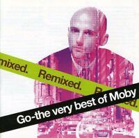 Moby - Go  The Very Best Of Moby Remixed [CD]