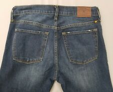 LUCKY BRAND OLIVIA FLARE Womens High Rise Dark Denim Jeans Size 2/26