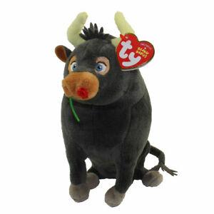 "Ty Beanie Ferdinand the Bull MWMT New 6"" 15cm Rare Ferdinand Movie Plush"