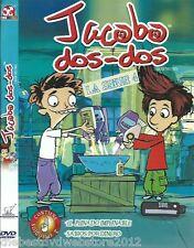 """JACOBO dos-dos( Jacob Two-Two) DVD-The serie """"4"""" 52Min-1&4-English Option 2 EPIS"""