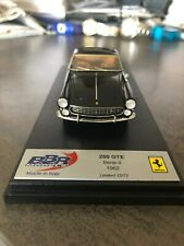BBR 1/43EME 1962 FERRARI 250 GTE SERIE II # 12 OF ONLY 72 PIECES