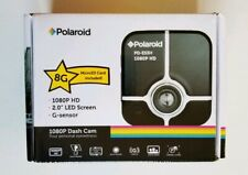 Polaroid 1080P Dash Cam with 8Gb Memory Card (Nib)