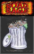 Garbage Trash Can Hot Rod Rat Rod Low Brow Art Car Truck Air Freshener