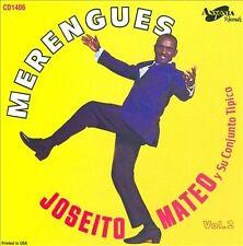 NEW - Merengues 2 by Mateo, Joseito