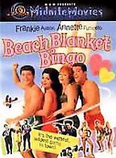 Beach Blanket Bingo (DVD, 2001) Frankie Avalon-Annette Funicello-Don Rickles