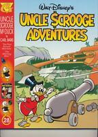 Carl Barks Library Uncle Scrooge Adventures #28 Walt Disney Gladstone