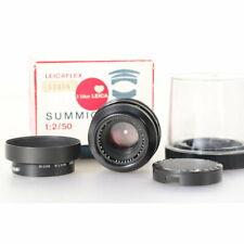 Leica 11228 Summicron-R 2,0/50 - Summicron R 50mm F/2 für Leica R Kameras
