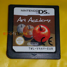 ART ACADEMY -  Nintendo Ds - Versione Italiana ○○○○ SOLO CARTUCCIA - AL