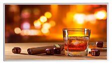 600W Fern Infrarotheizung Whiskey Bild Elektroheizung Überhitzungsschutz TÜV