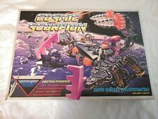 Multimac Cosmic Scorpion Friction Powered Super Endless Transformation