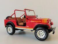 Jeep CJ-7 Renegade 1/18 Modelcar Group MCG18110