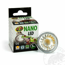 Zoo Med Nano LED Terrariumlampe 5Watt Mega Lichtausbeute