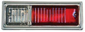 1968-69 Chevy II/Nova Right Tail Lamp Assembly