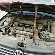 Car Bronze Engine Hood Cover Adjustable Prop Rod Telescoping Support Strut Tool
