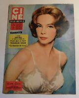 Ciné Télé-Revue n° 10 - 1960 -  LESLIE CARON - CARY GRANT