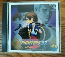 THE KING OF FIGHTERS 97 SNK - NEO GEO CD JAP - NEOCD0004 (very good condition!)