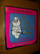 David Letterman Show Lunatic Guide To The 100 Wacky Ways by Bradford Keeney 1994