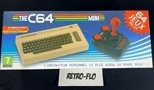 Console Commodore 64 The C64 Mini NEUF