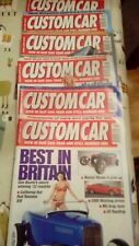 Custom Auto Riviste GEN/FEB/MAR/APR/maggio/giugno 2005 6 copys