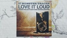 CD - Classic Rock - Love It Loud - 17 Tracks Arson,Massive,Junkyard Issue 196